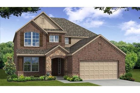Aberdeen By Beazer Homes At Frisco Hills With Images New Homes