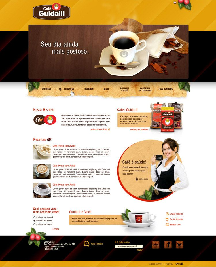 Café Guidalli | Coffee