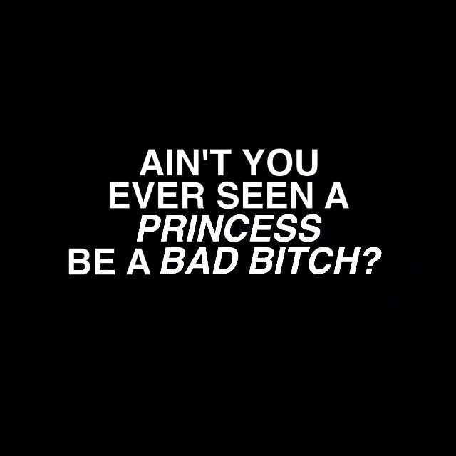 Você Nunca Viu Uma Princesa Ser Uma Vadia Má The Nameless