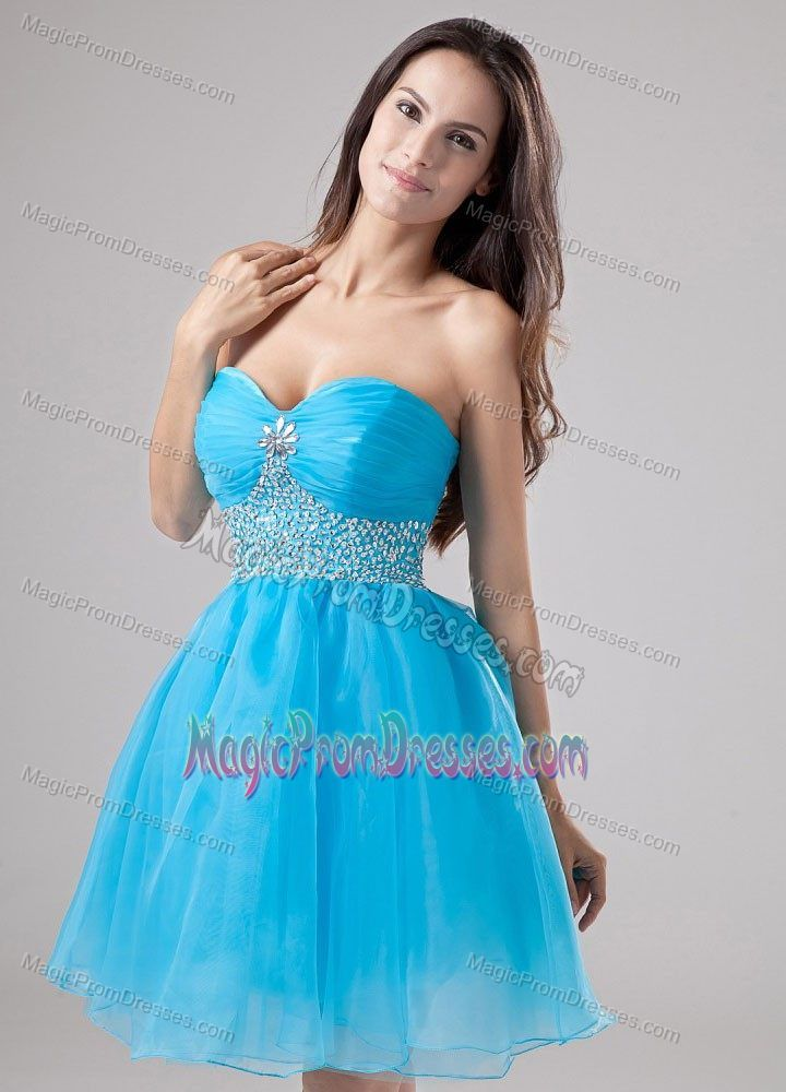 Blue Junior Formal Dresses