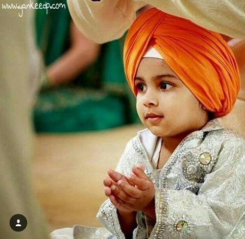 Cute Sardar Baby Dps From Yankeedo Com Baby Boy Girls Clothes Patterns Cute Baby Boy
