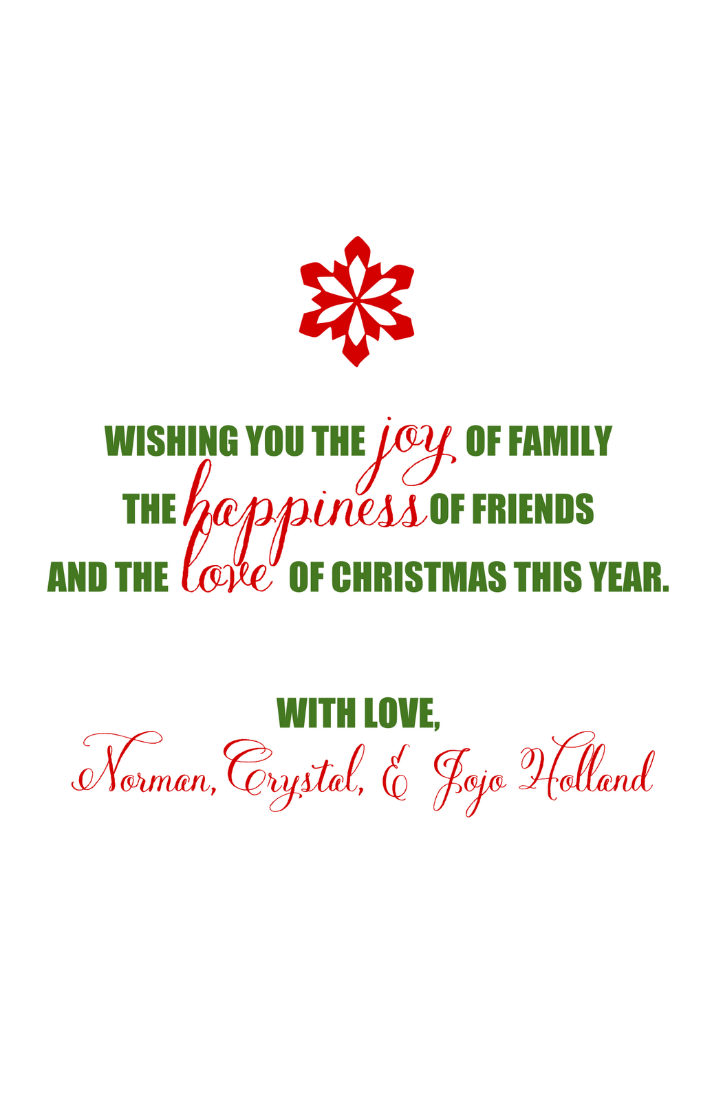 christmas cards inside - Google Search | Christmas Cards | Pinterest ...