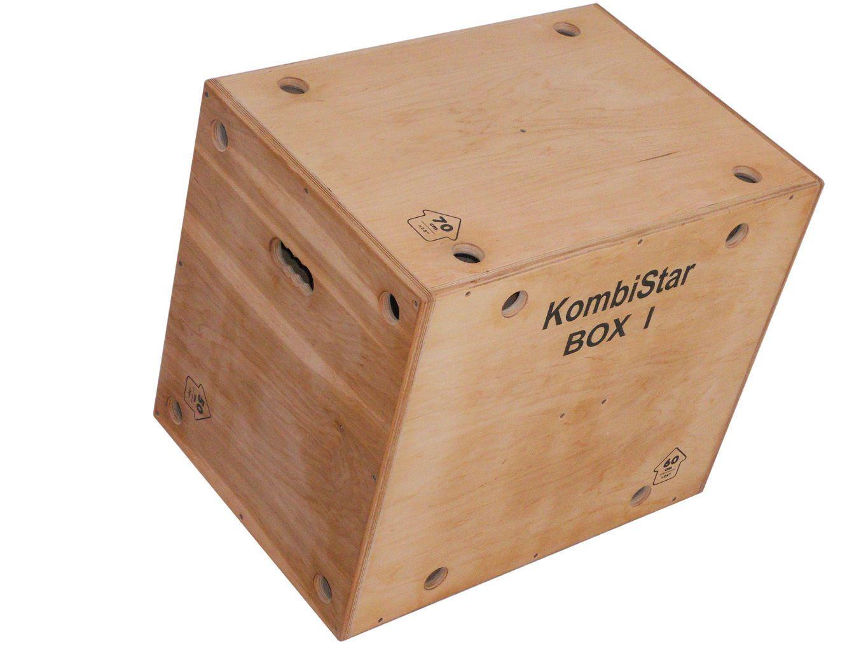 Becker Sport Germany Kombistar Box I Plyo Box 70 X 60 X 50 Cm In