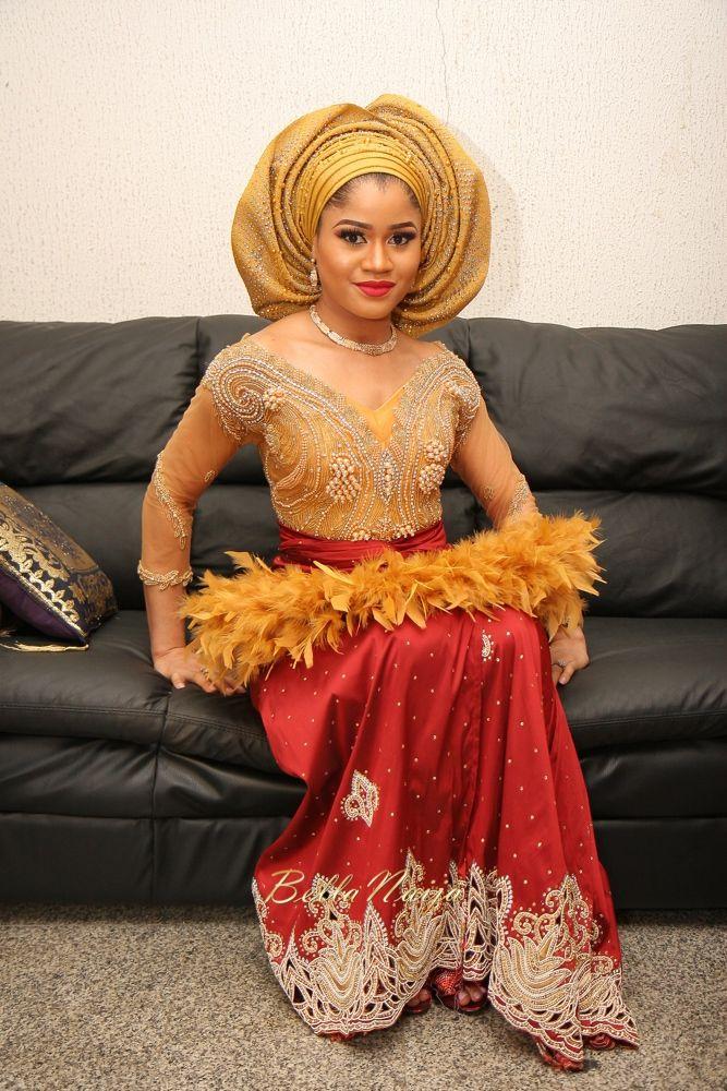 Ini and Dara Febuary 2016 Efik Nigerian wedding_BellaNaija ...