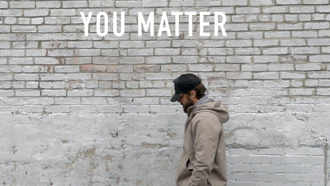 You Matter || Spoken Word - YouTube