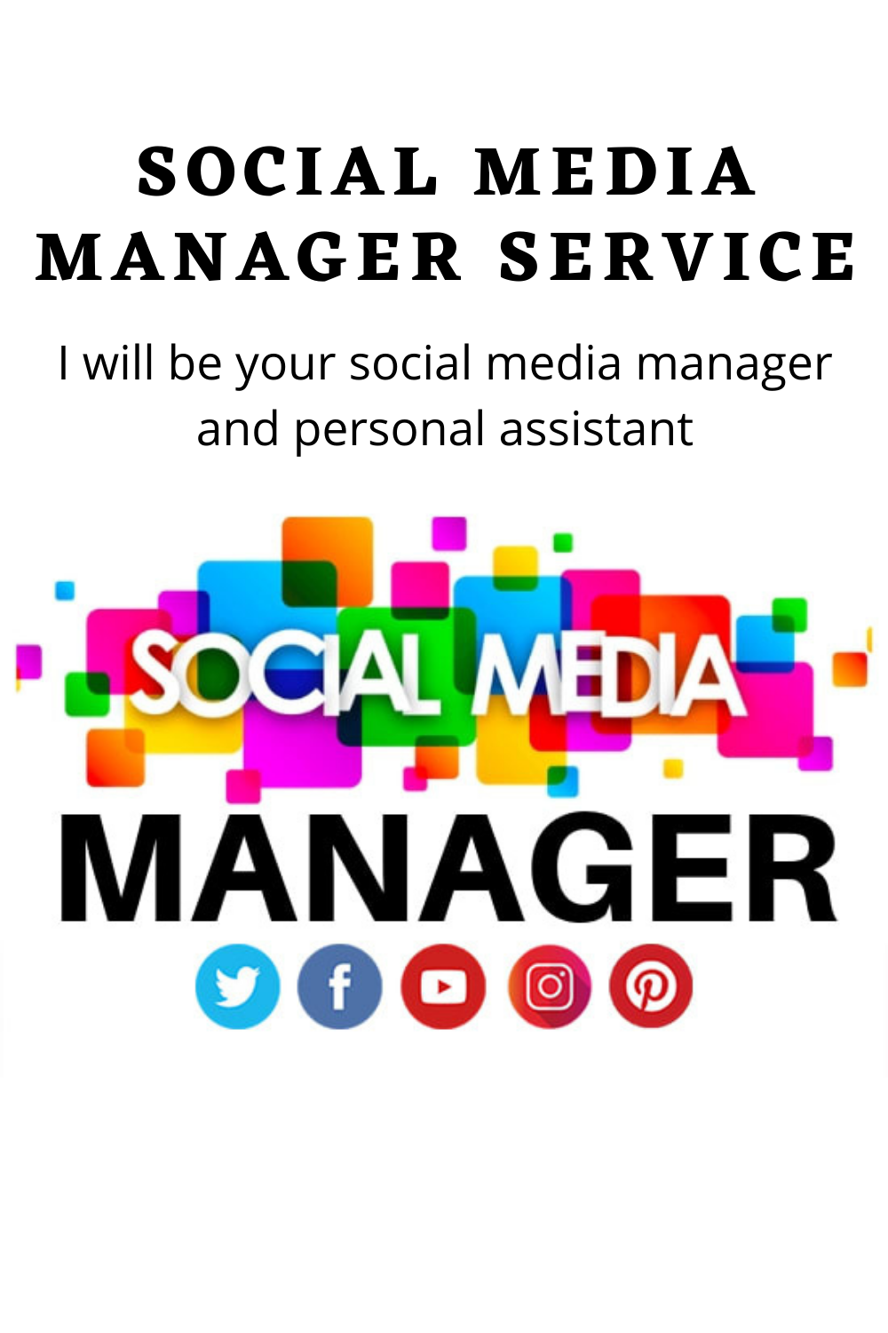 I will be your social media manager and personal assistant, #socialmediainfluencer #socialmediaandmarketing #socialmediasizing #socialmediavideo #socialmediaresources #socialmediaflyer #marketingandsocialmedia #socialmediaexaminer #socialmediaagency #bloggingandsocialmediatips #socialmediastatistics #socialmediaposter #socialmediafornetworkmarketers #socialmediaanalytics #socialmediamanagementtools #lularoesocialmediagraphics #bloggingsocialmediatips #socialmediablog #socialmediasafety