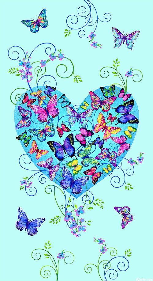 Butterfly Paradise - Garden Sweethearts - 24