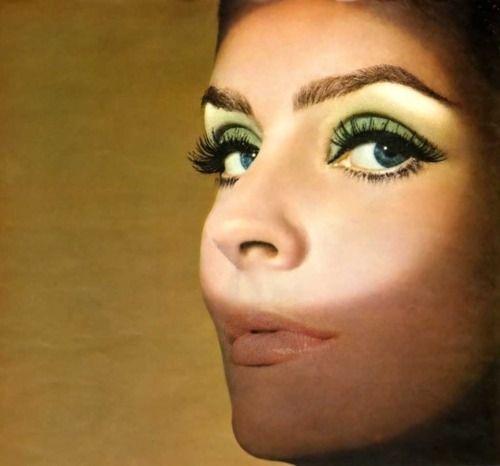 50 S 60 S 70 S 60s Makeup Retro Makeup 1960s Makeup