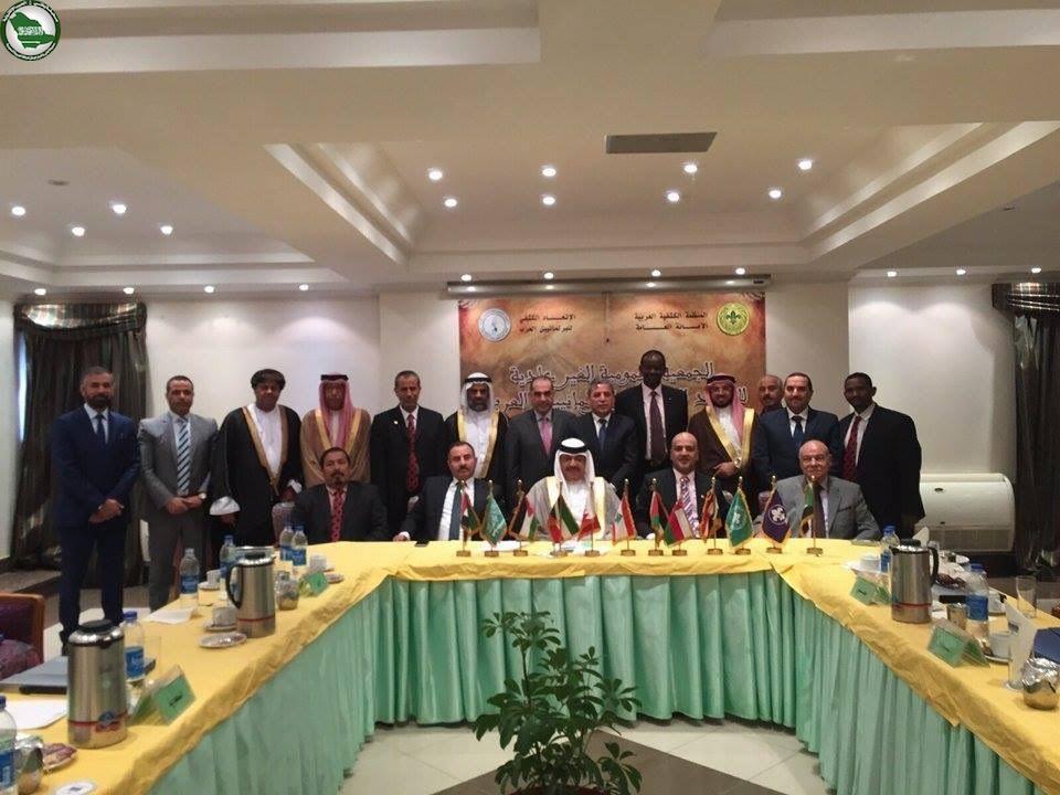 وفد الشعبة البرلمانية للإتحاد الكشفي للبرلمانيين العرب يجتمعون في القاهرة http://www.watny1.com/323867.html
