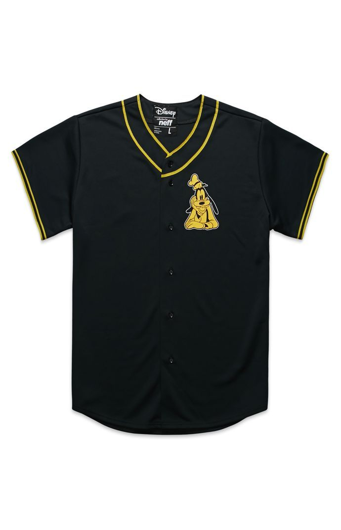 a147cd840 Neff comes with another piece from the Disney Collection with this men s  baseball jersey found at