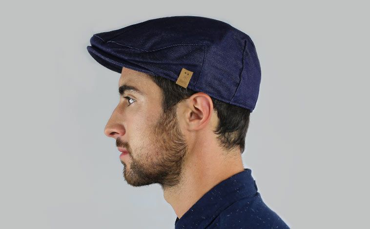 33315f6e Denim flat cap - Dayton cap denim by Barts. Headict | Hats | Cap ...