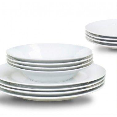 12pc Day To Day Dining set #Sabichi #Dinnerware   DINNER ...