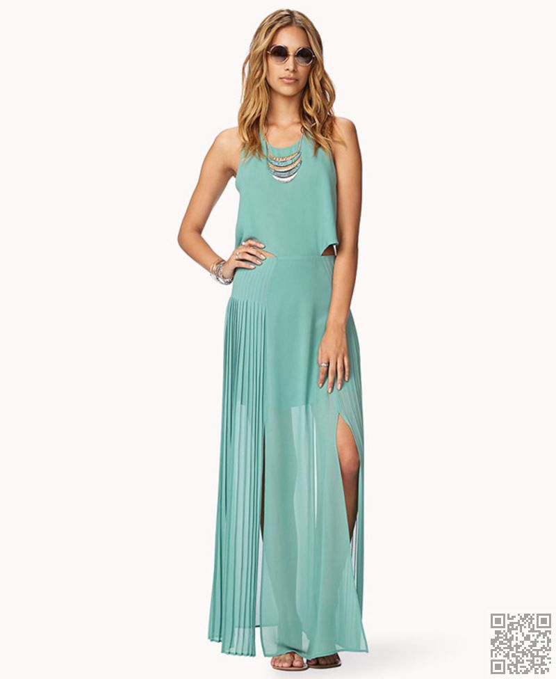 Cut Out Maxi Dresses for Summer