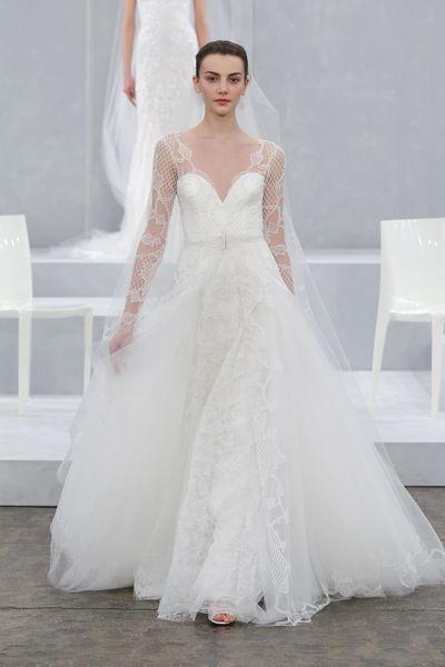 Monique Lhuillier Top Wedding Dresses Monique Lhuillier Bridal 2015 Wedding Dresses