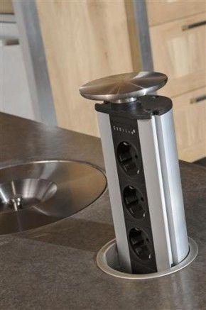 Siemens Dunstabzugshaube LD97AA670 u2013 Tischlüfter mit Abluft- oder - versenkbare steckdosen küche