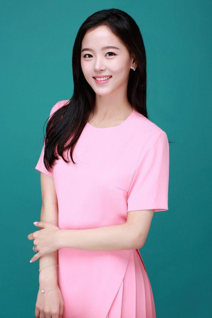 Kang Han-na (강한나) - Picture | 소녀, 귀여운 소녀, 배우