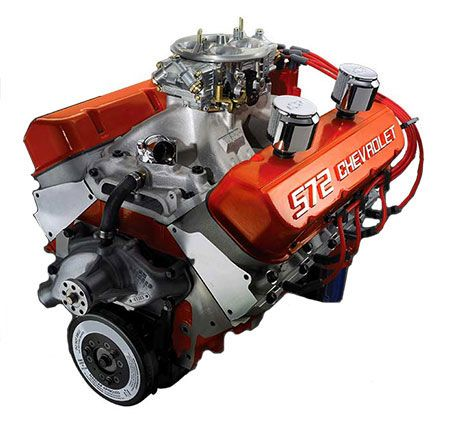 GM Performance ZZ572/720R Deluxe Crate Engine GM Performance