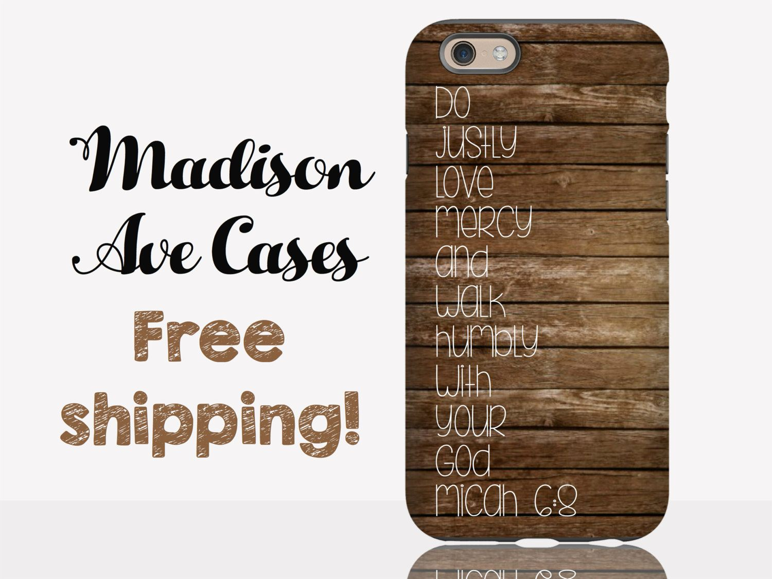 Act justly love mercy walk humbly with your god micah 68 phone case act justly love mercy walk humbly with your god micah christian jesus girl bible verse wood samsung galaxy iphone 5 6 7 negle Image collections