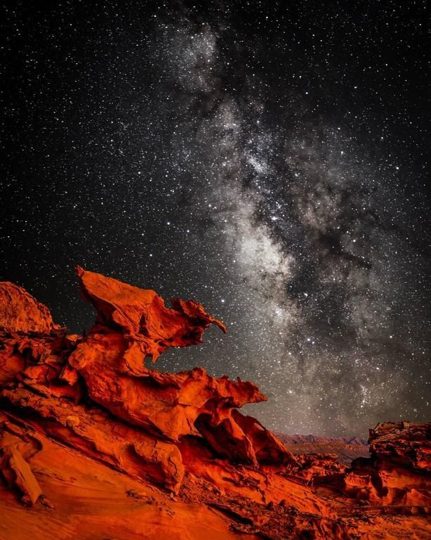 Jessica Fridrich Nighthawk 2017 Landscape photography