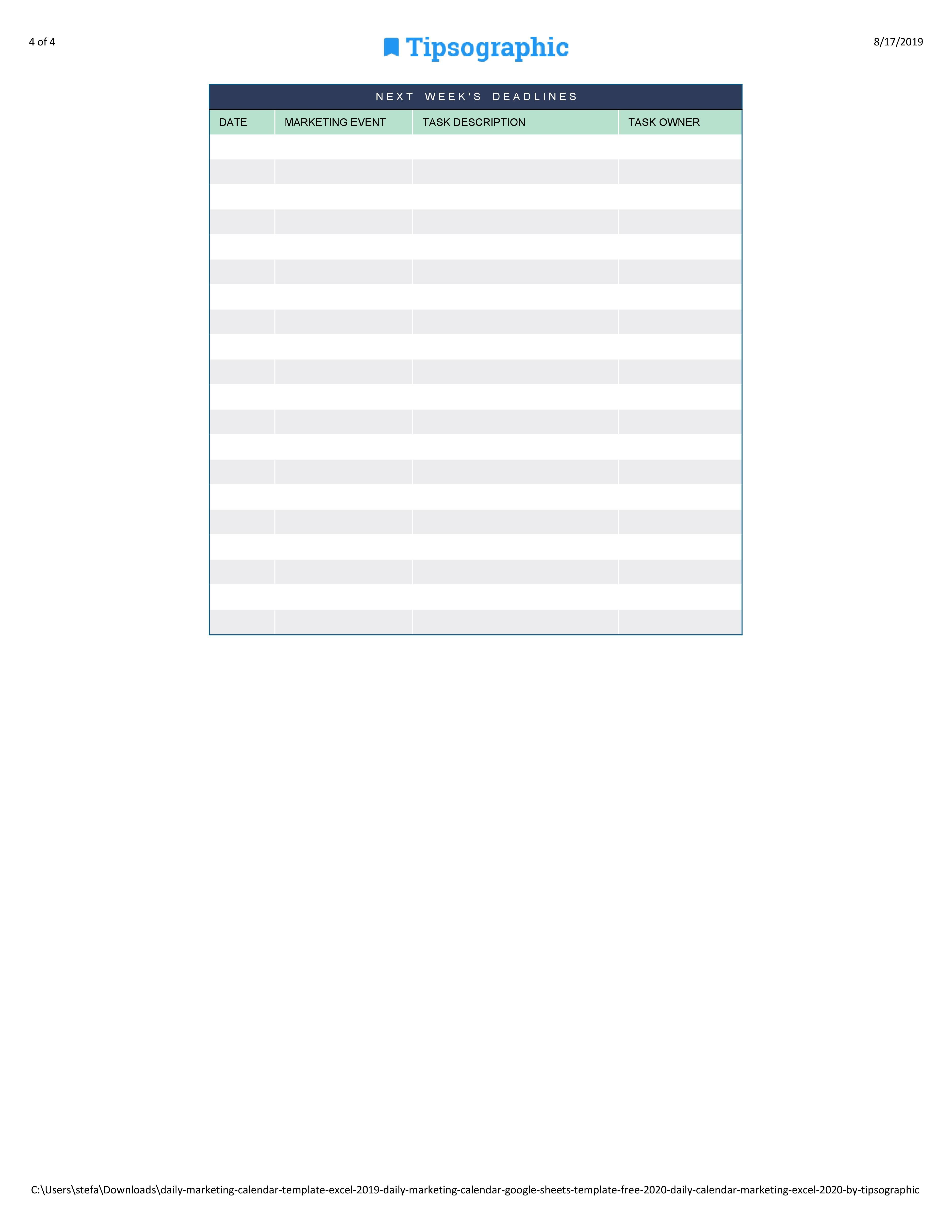 New Project Tracking Template Excel Free Download Xlstemplate