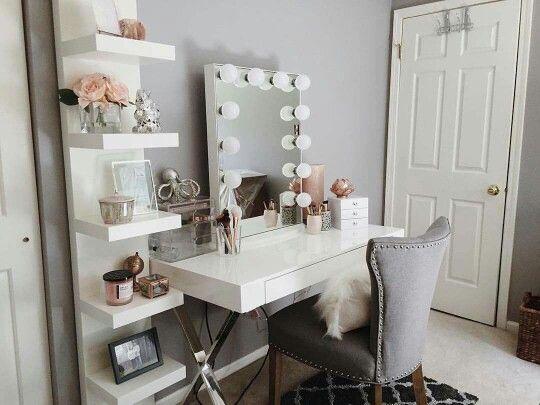 Pin By Erica Concepcion On Vanity Dreams Room