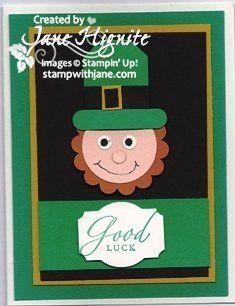 StampWithJane.com – Jane Hignite, Independent Stampin' Up! Demonstrator » Punch Art Cards