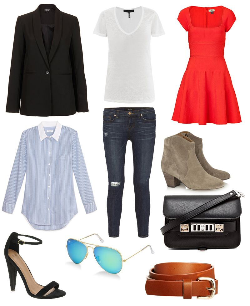 The 10 Piece Wardrobe   core wardrobe   Fashion, 10 piece ...