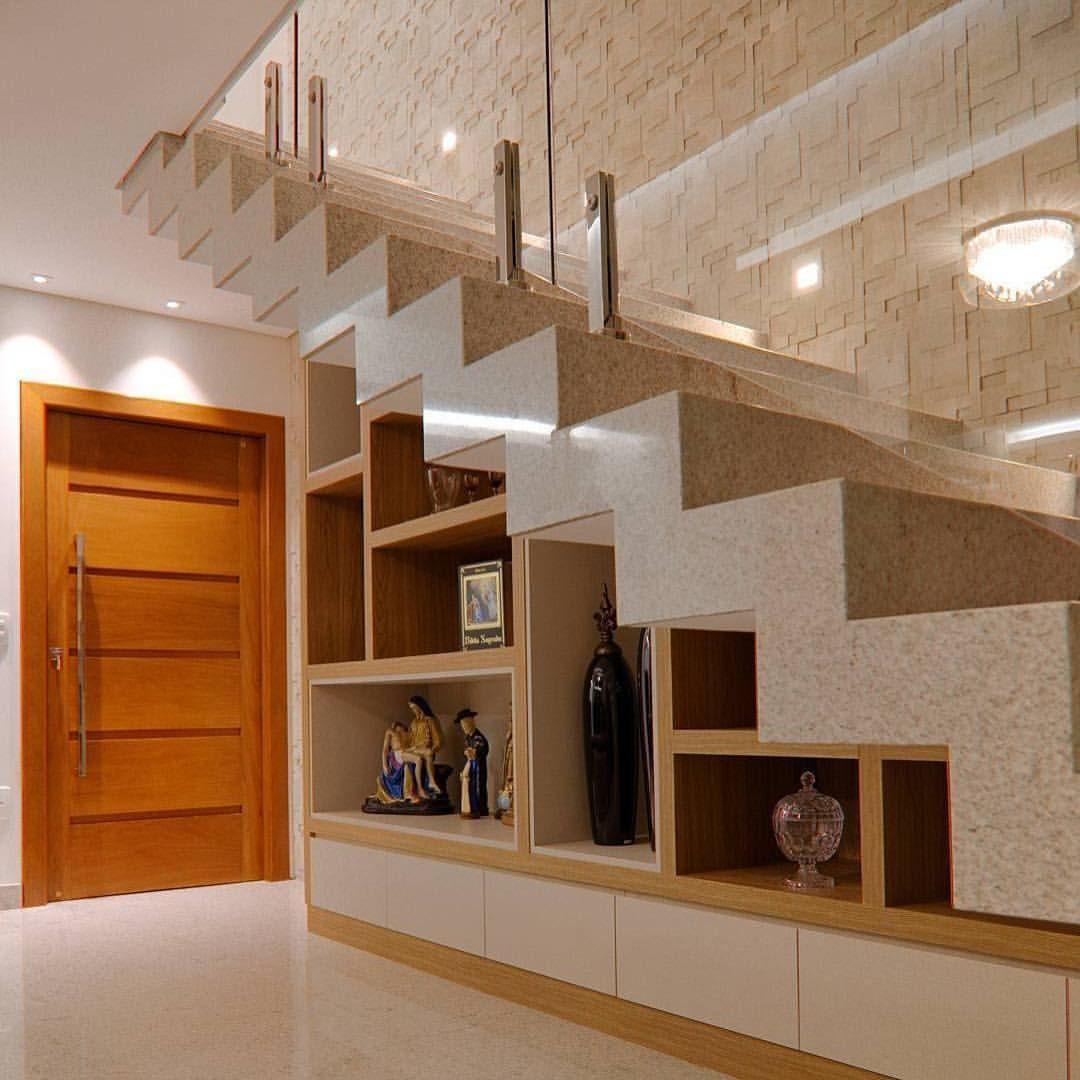 Pin de ricardo gutierrez en interior escalera lineal - Escaleras de interior modernas ...