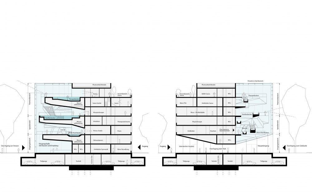 Erfreut Spa Und Wellness Zentren Kreative Architektur Fotos ...