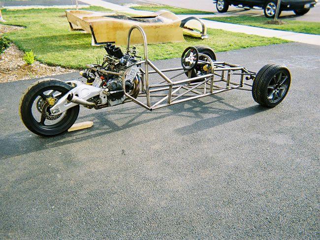 3 Wheel Car Twisted Trikes Trike Cars Reverse Trike Cars