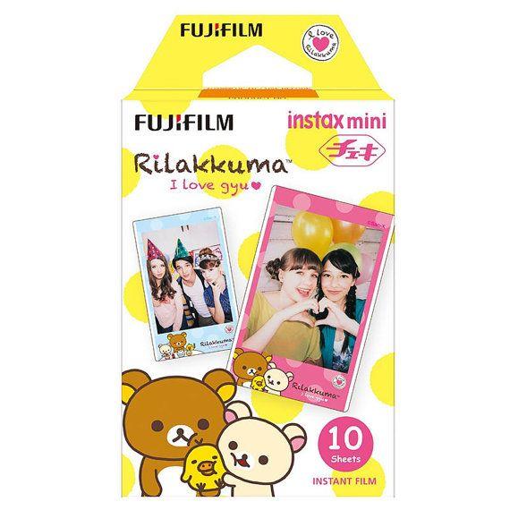 FujiFilm Instax Mini Picture Fuji Instant Film Photo 10 Shots