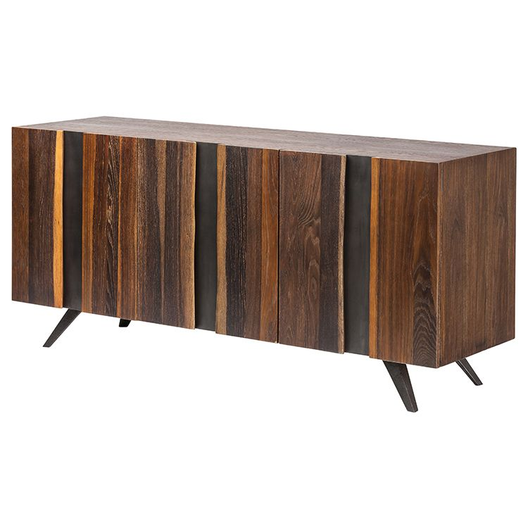 Square Roots Sustainable Practices Philosophy Inspires The Nature And Character Of Its Designs The Ve Sideboard Cabinet Wood Sideboard Modern Furniture Stores