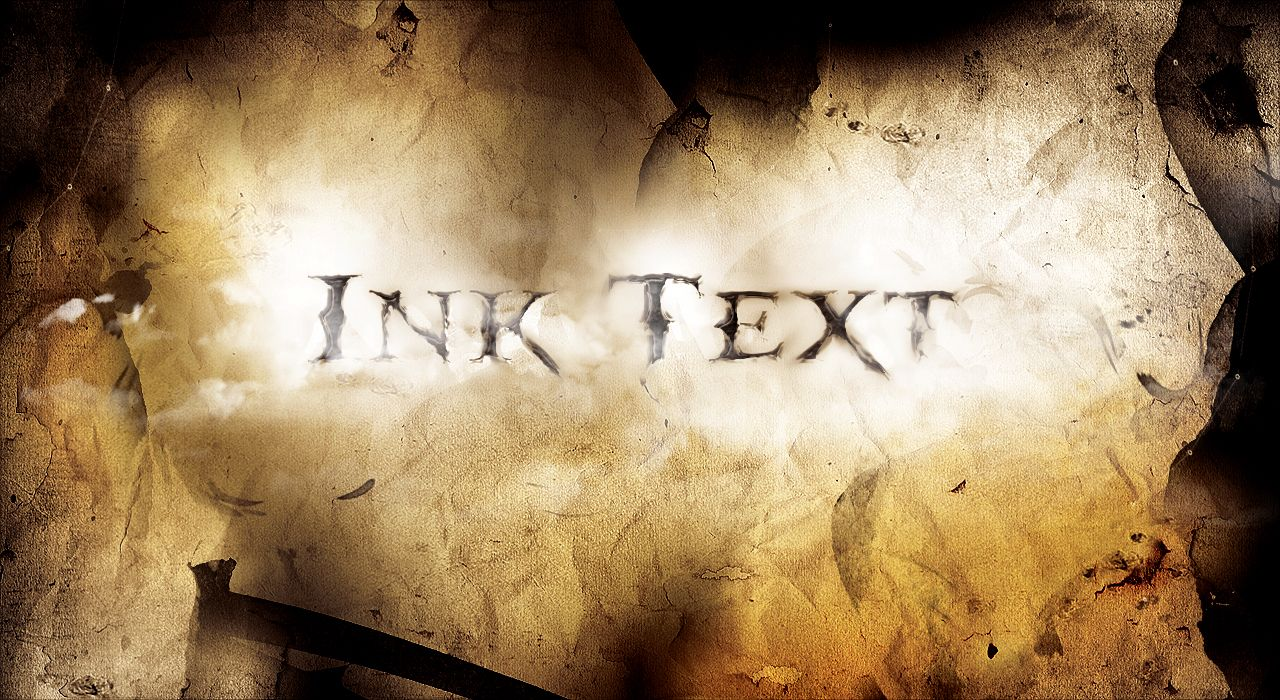 Create a dissolved ancient ink text effect in photoshop create a dissolved ancient ink text effect in photoshop baditri Choice Image