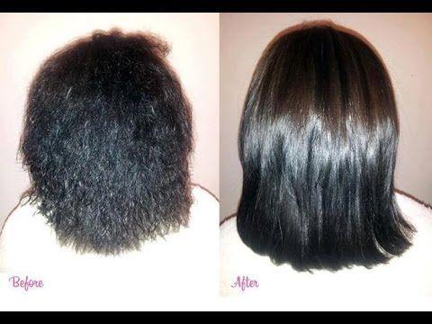 3 طرق طبيعية لتنعيم الشعر طرق لتنعيم الشعر الخشن Youtube Hair Hair Designs Hair Styles
