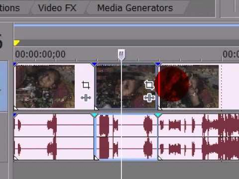 2nd Tutorial of Learn Editing & Mixing in Sony Vegas Pro -9  (Hindi )