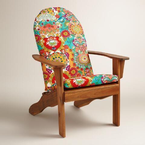 Adirondack Chair Cushion Cost Plus World Market