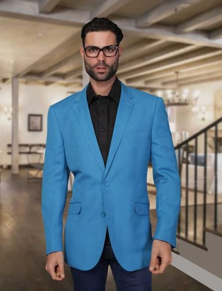 Mens Summer Linen Light Weight Blazer ~ Sport coat ~ Jacket ...