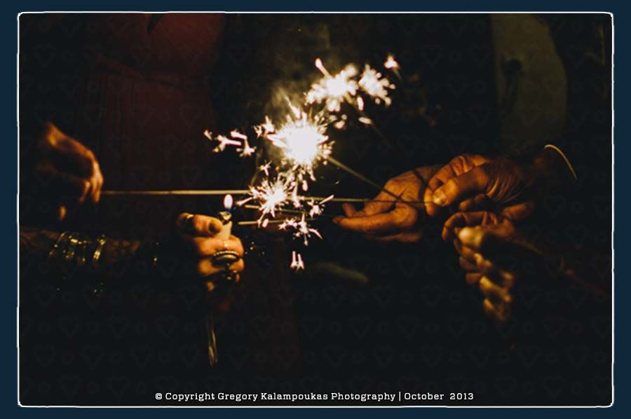 Handheld Sparklers for your 1st Dance