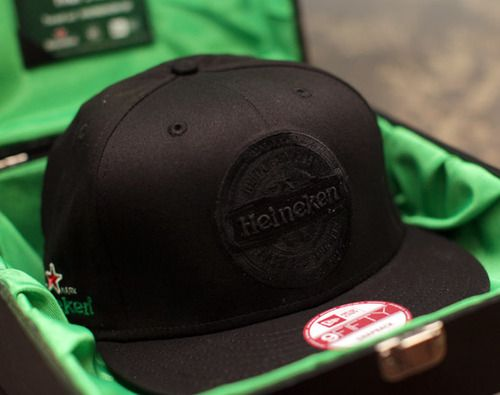 Heineken Snapback  cde695304a3