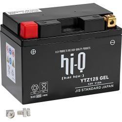 Photo of Batería Hi-Q Agm Gel cerrada Ytx14-bs, 12V, 12Ah