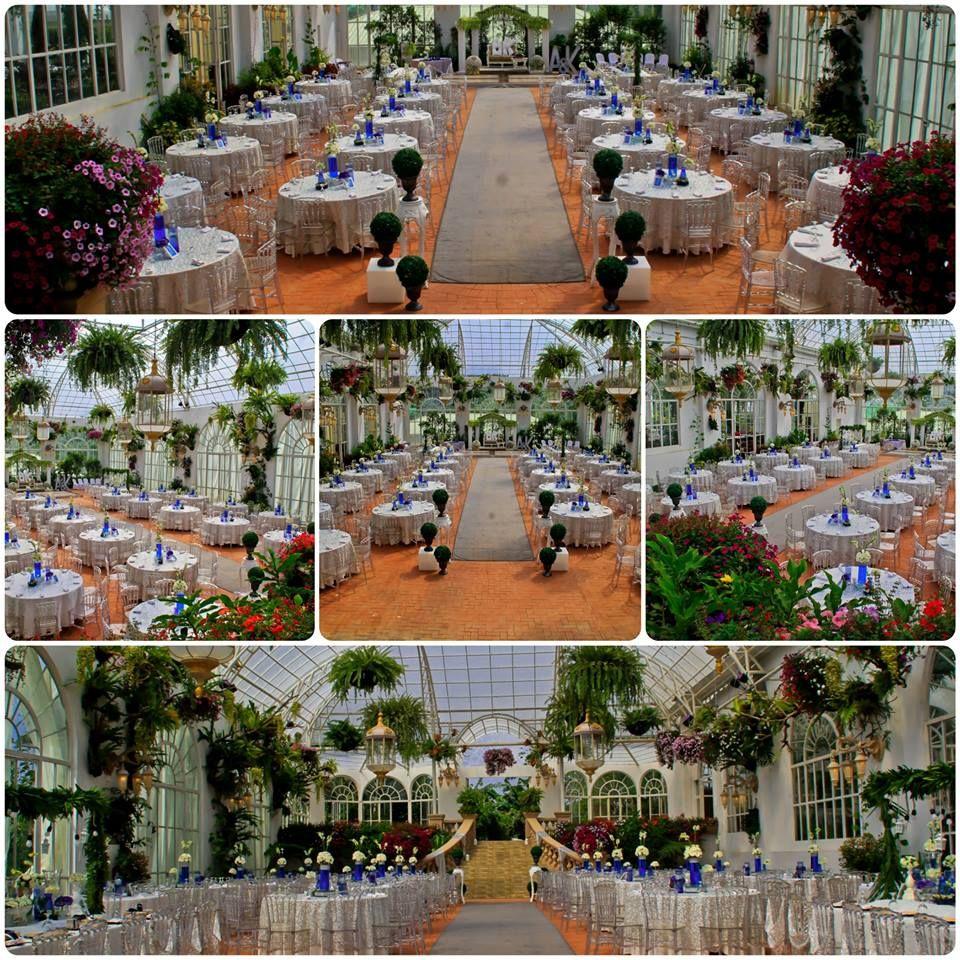 Celebrity Wedding Locations: Dick Angelo & Kriska Anne's Wedding @ Fernwood Gardens
