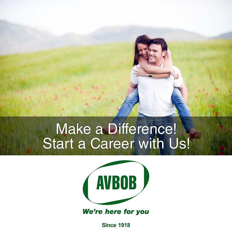 We Are Hiring In Pretoria Gauteng Avbob District Manager