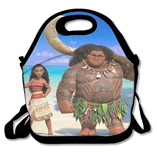 51f9910a1e9 Moana Travel Tote Lunch Bag -- You can find out more details at the link