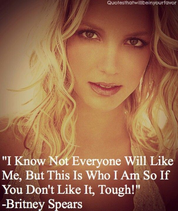 quote Britney Britney spears