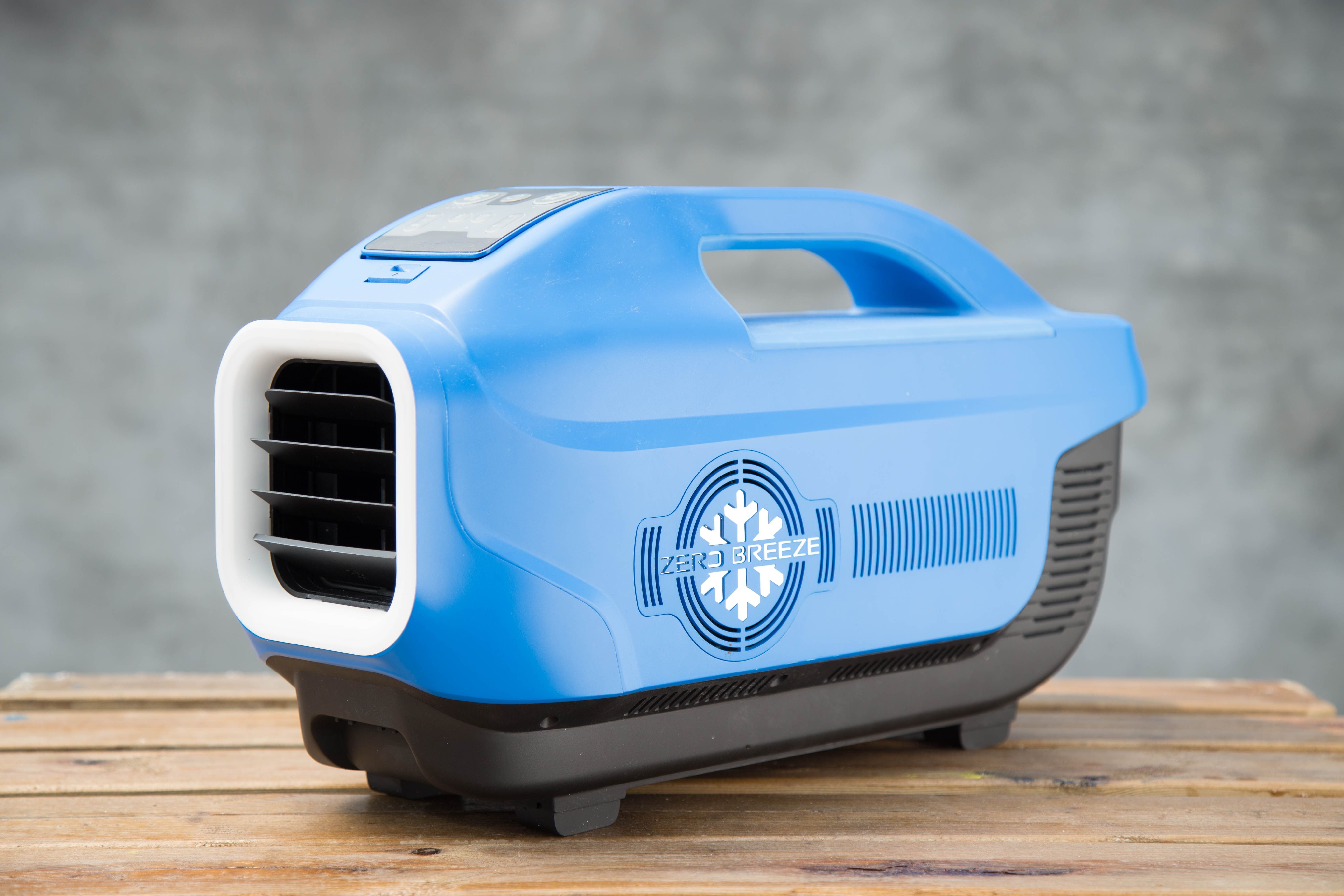 Lose the Heat. Stay Cool. Portable air