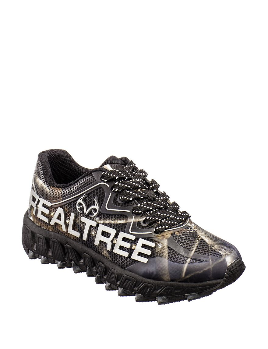 Realtree Panther Hiking Shoes – Boys 11