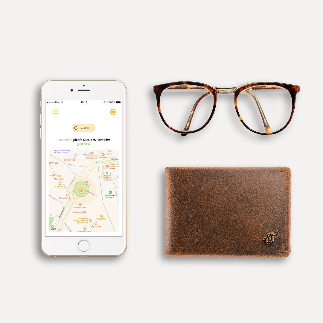 Woolet the best smart wallet and solution for your safety