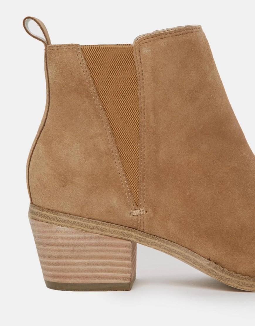7dfc5ba3f829 RISKED IT Suede Chelsea Boot
