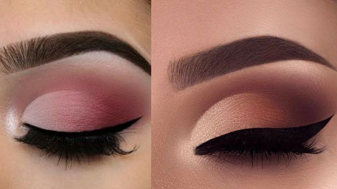 ❤❤❤ easy everyday smokey eye makeup tutorial ❤❤❤ part