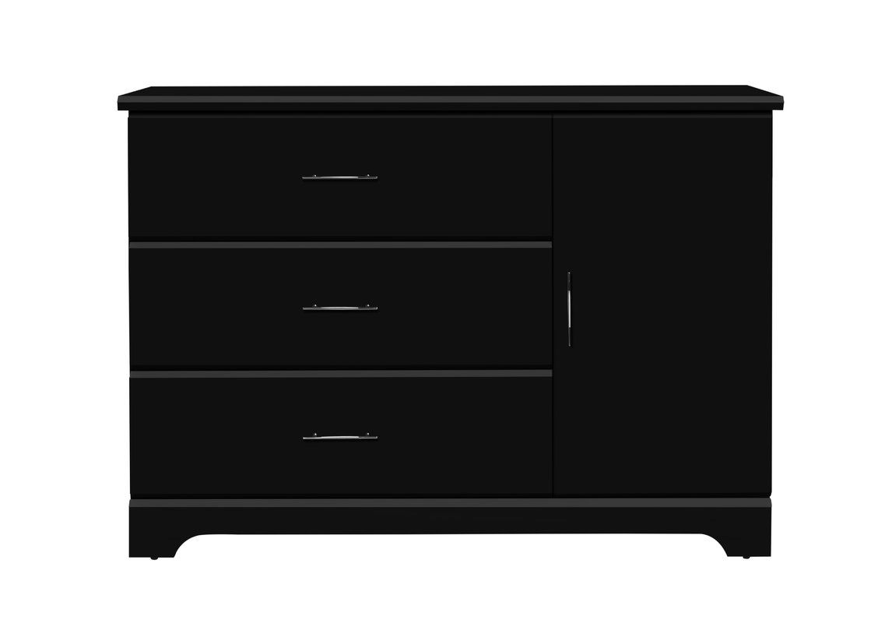 Brookside 3 Drawer Combo Dresser Drawers Dresser Storkcraft [ 800 x 1119 Pixel ]